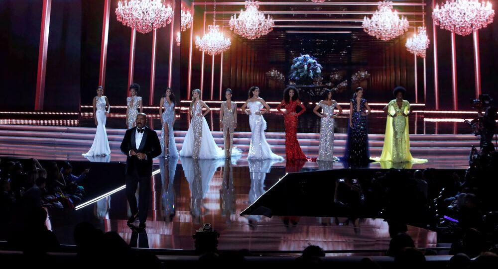 مسابقة ملكة جمال الكون لعام 2017 - لاس فيغاس، 26 نوفمبر/ تشرين الثاني 2017