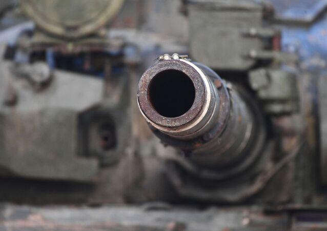 دبابة الجيش السوري