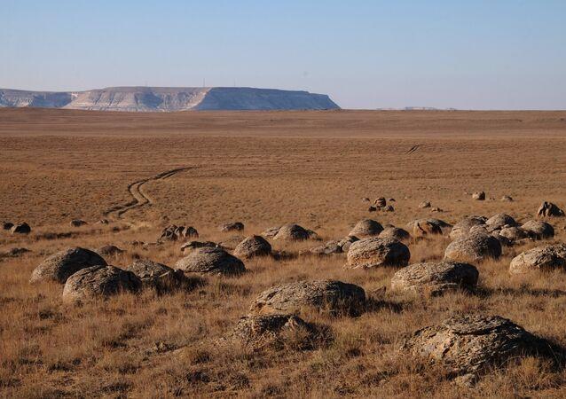 وادي الكرات في كازاخستان