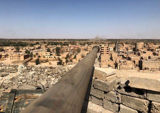 دير الزور في سورية