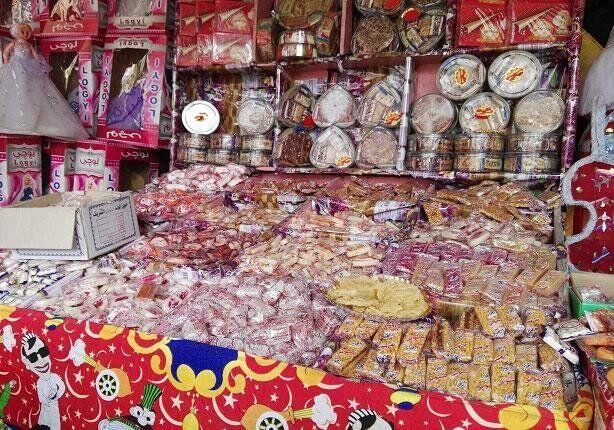 حلوى المولد في مصر