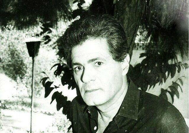 الممثل المصري صلاح قابيل