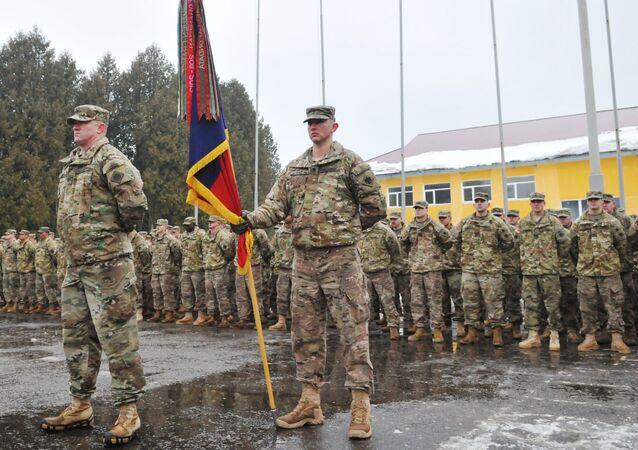 القوات المسلحة الأوكرانية