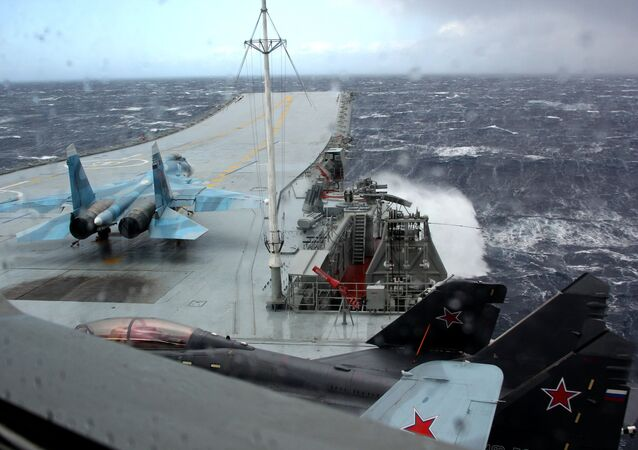 مقاتلة ميغ-29كا