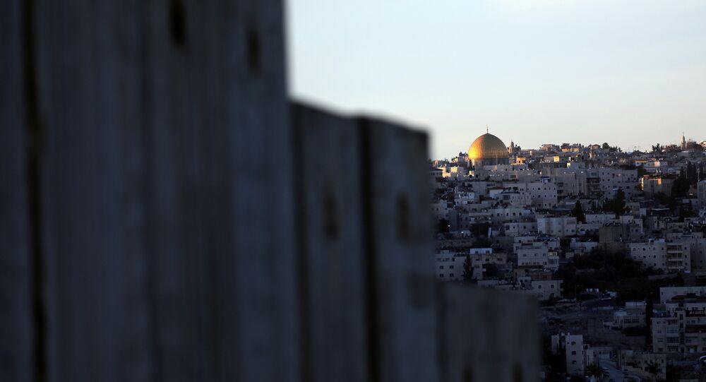 القدس، الضفة الغربية، 4 ديسمبر/ كانون الأول 2017