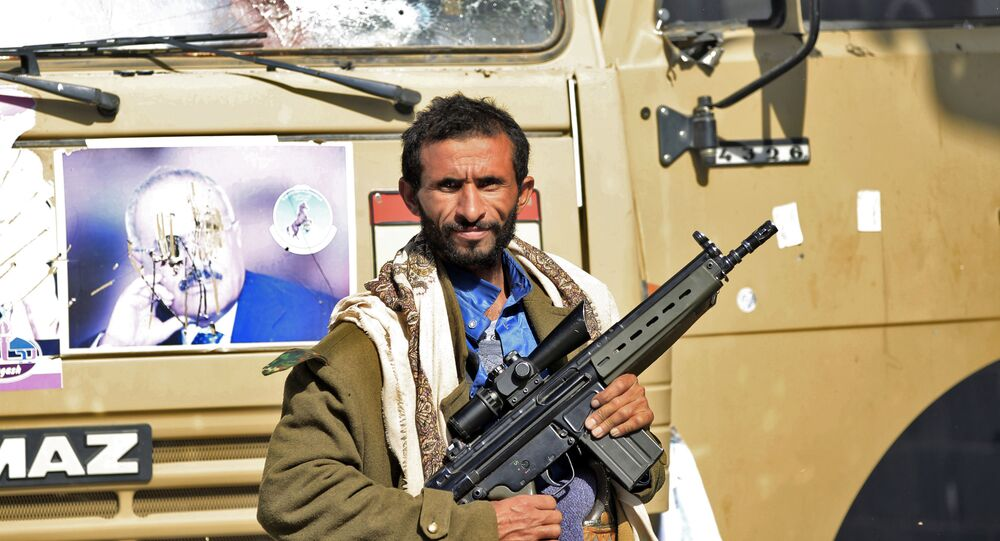 الوضع بعد مقتل الرئيس اليمني السابق علي عبدالله صالح في صنعاء، اليمن 4 ديسمبر/ كانون الأول 2017