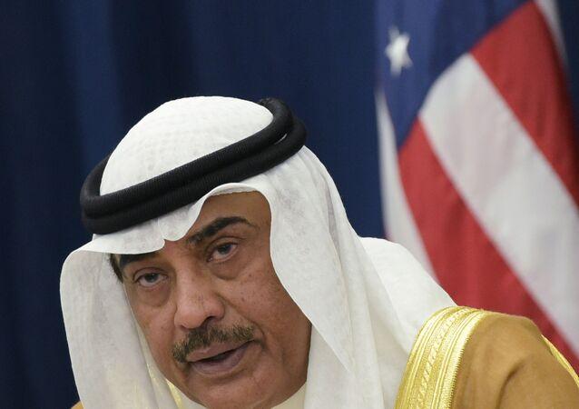 وزير خارجية الكويت