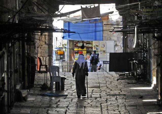 مدينة القدس القديمة، 28 يوليو/ تموز 2017