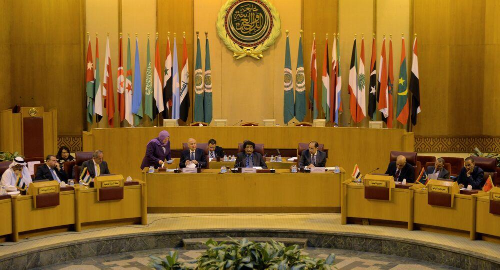 جامعة الدول العربية تجتمع لمناقشة موضوع نقل السفارة الأمريكية إلى القدس، القاهرة، مصر 5 ديسمبر/ كانون الأول 2017