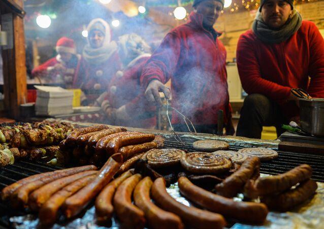 معرض عيد الميلاد في فروكلاف