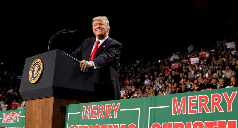 خطاب للرئيس الأمريكي دونالد ترامب