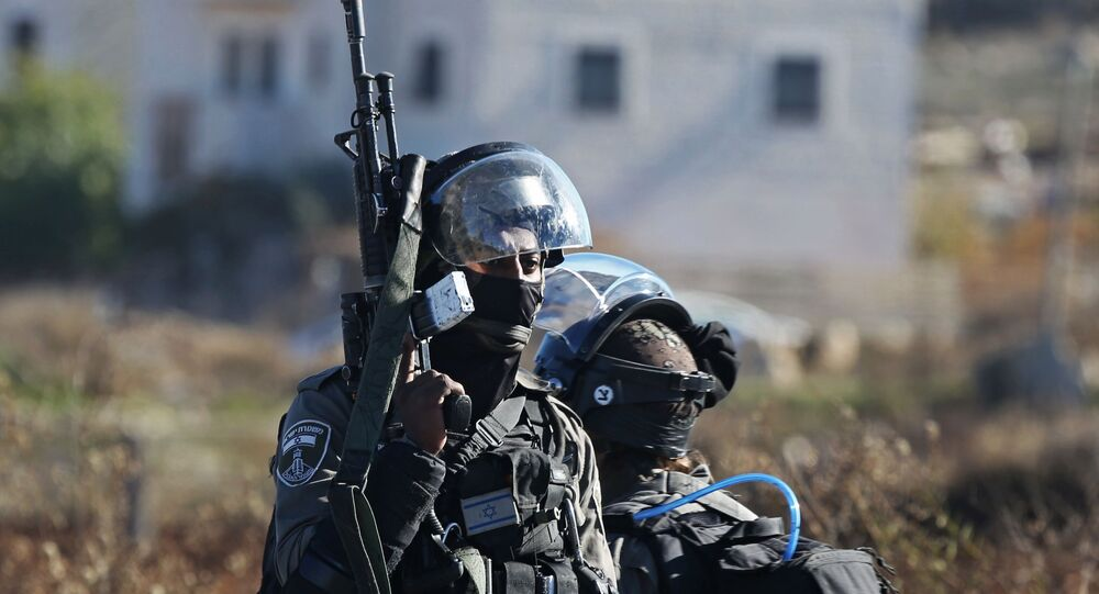 الوضع في رام الله، الضفة الغربية ديسمبر/ كانون الأول 2017