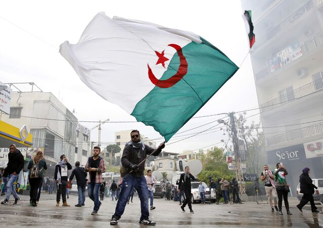 مظاهرات و احتجاجت في مدينة عكار، لبنان 10 ديسمبر/ كانون الأول 2017
