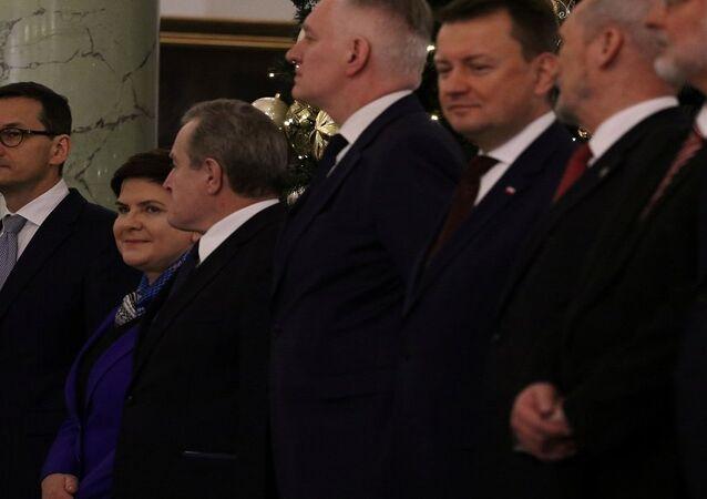 الحكومة البولندية