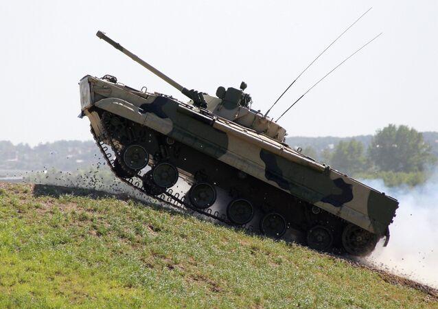 BMP-3 مركبة قتالية