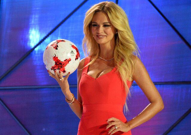 سفيرة الترويج لكأس العالم 2018 في روسيا - فيكتوريا لوبريفا