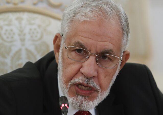 وزير خارجية حكومة الوفاق الوطني في ليبيا، محمد سيالة