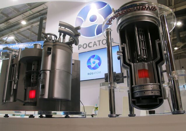 نماذج من مفاعلات روس أتوم