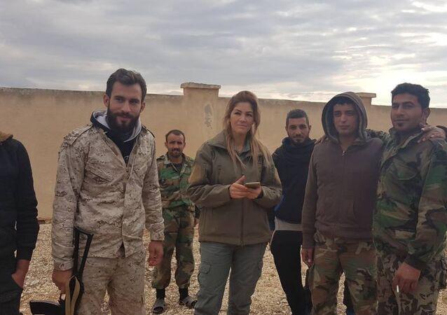 مسلحو النصرة  استخدموا الجرارات في هجومهم على ريف حماة