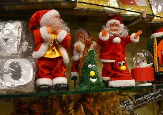 بابا نويل في العراق