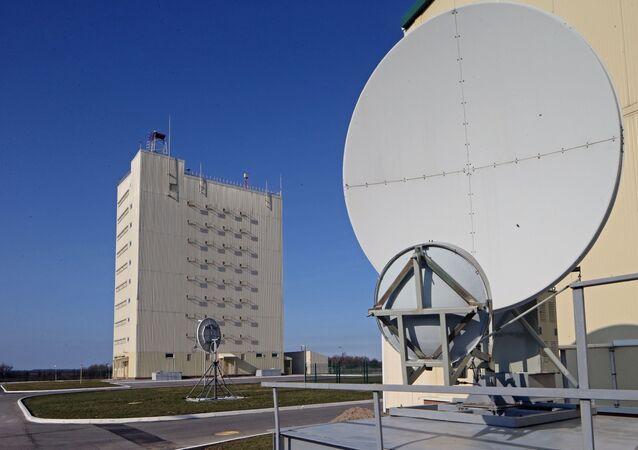 محطة الرادار فورونيج في مقاطعة كالينينغراد