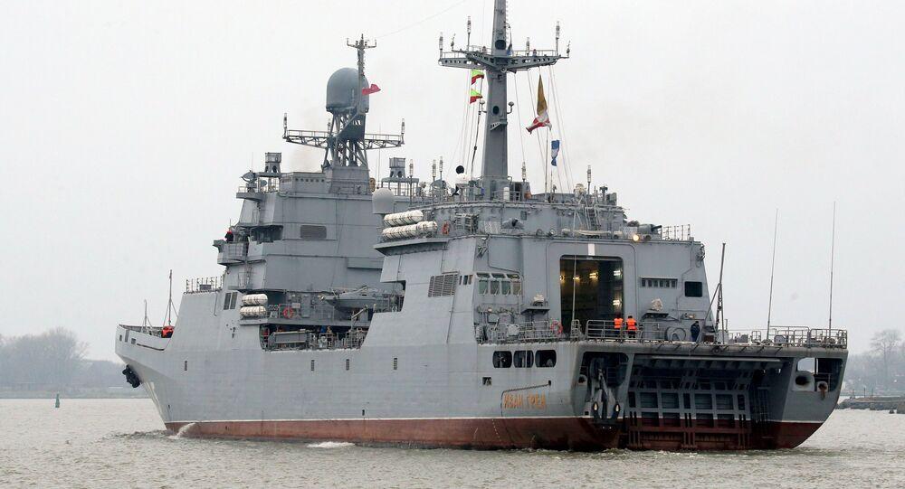 سفينة إنزال إيفان غرين