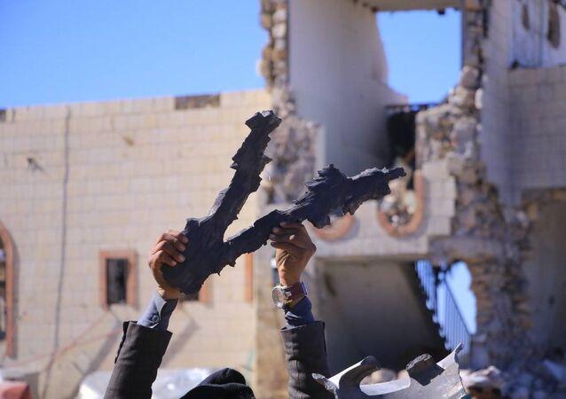 قصف صعدة