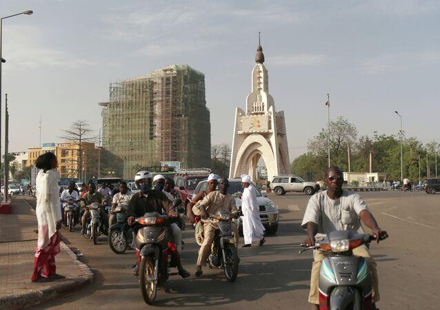 العاصمة المالية باماكو
