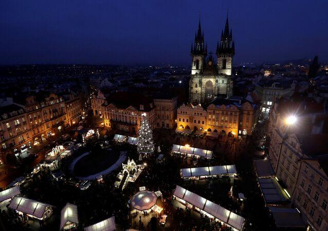 براغ، التشيك