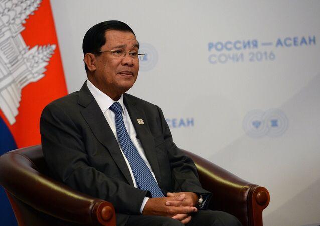رئيس وزراء كمبوديا