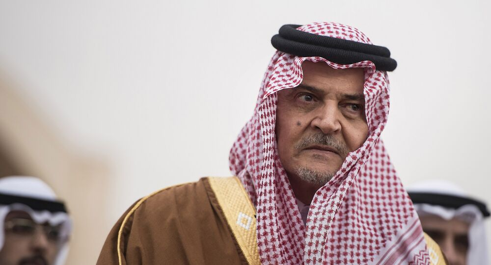 الأمير سعود الفيصل