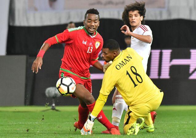 مباراة نهائي خليجي 23 بين عمان والإمارات
