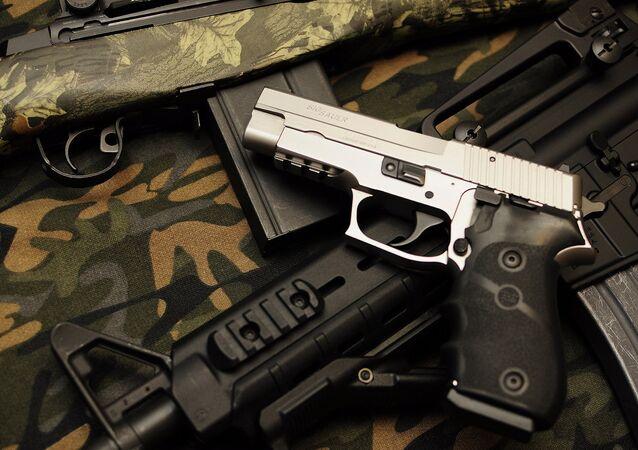 مسدس سيغ ساور