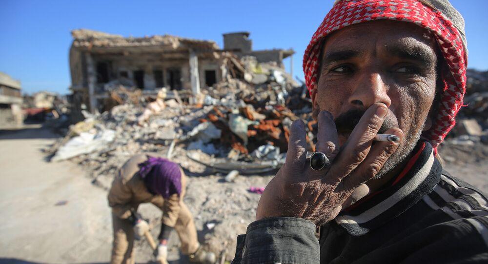إعادة أعمار الموصل بعد تحريرها من داعش
