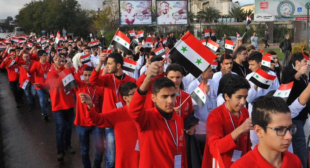 طلاب سورية يحصدون الميداليات العالمية