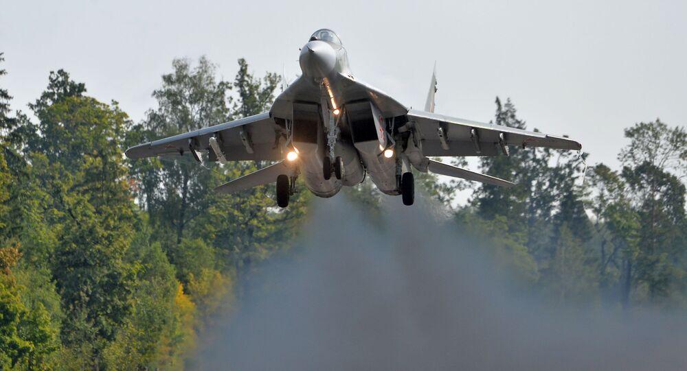 طائرة ميغ-29