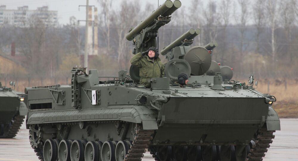 آلية كريزانتيم إس لمكافحة الدبابات