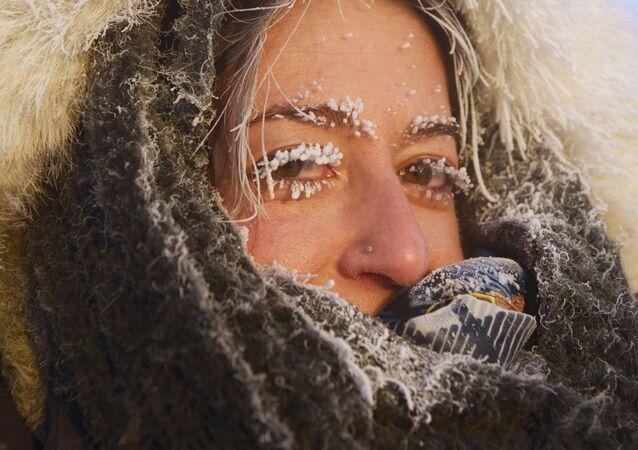 برد قارس في ياكوتسك، روسيا
