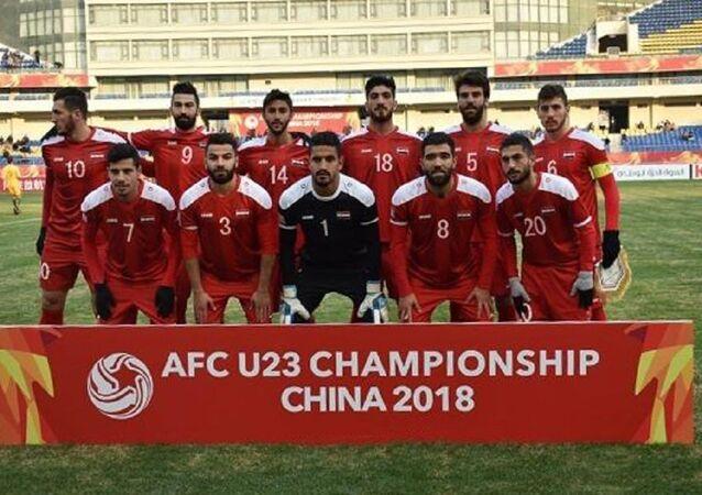المنتخب السوري الأولمبي بكرة القدم