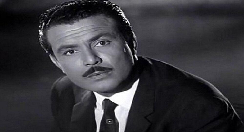 الممثل المصري صلاح ذو الفقار