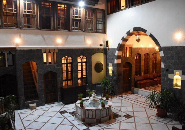 دمشق القديمة