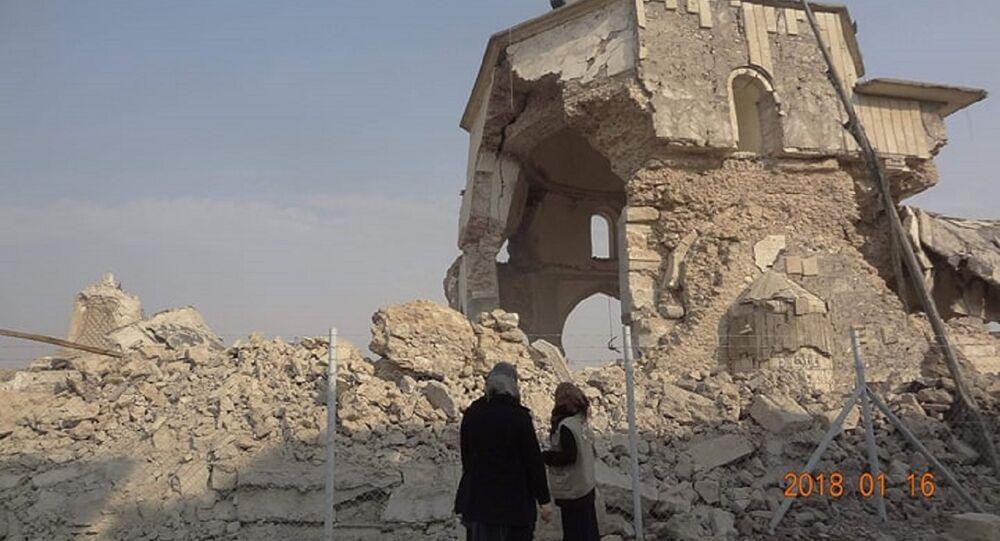 أشباح الدواعش وهياكلهم الزومبية ترعب أقدم مدن العراق