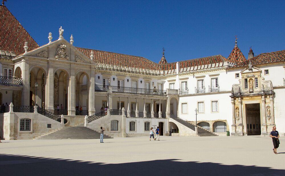 جامعة قلمرية، البرتغال