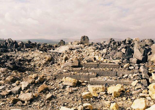 محميات أثرية في عفرين