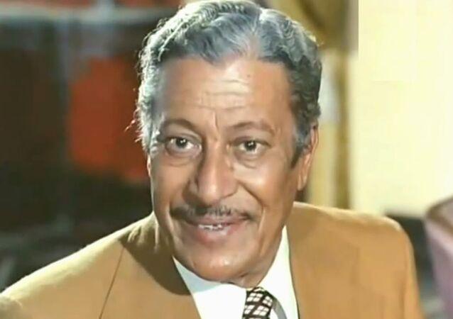 الممثل المصري عماد حمدي
