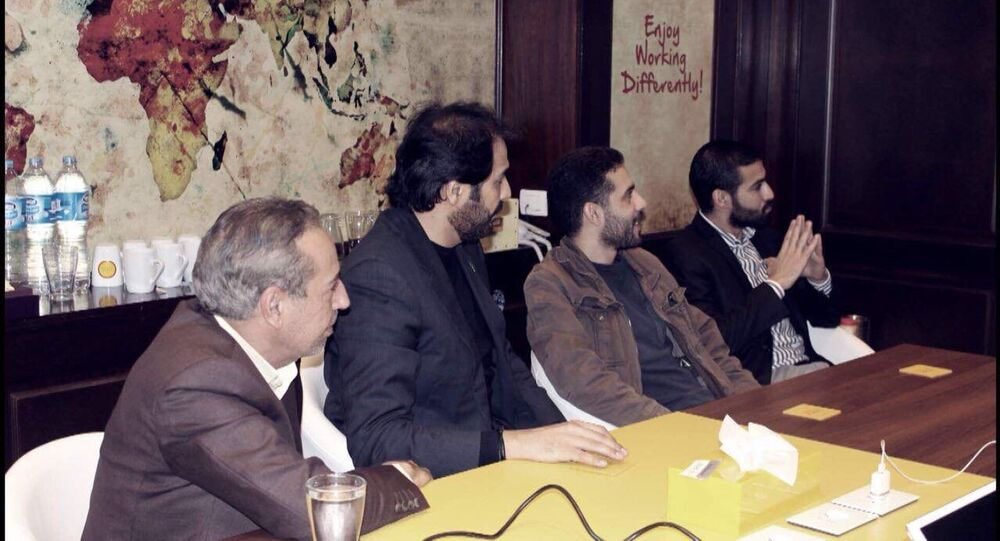 مؤتمر صحفي عقده محامي منظمة ضحايا النيتو وضحايا الحرب في ليبيا