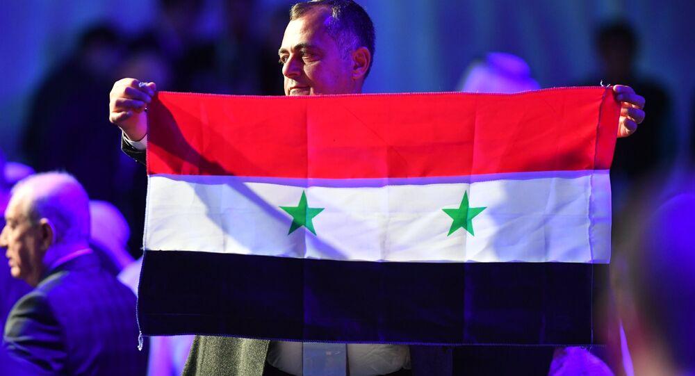 مؤتمر الحوار الوطني السوري في سوتشي، 30 يناير 2018