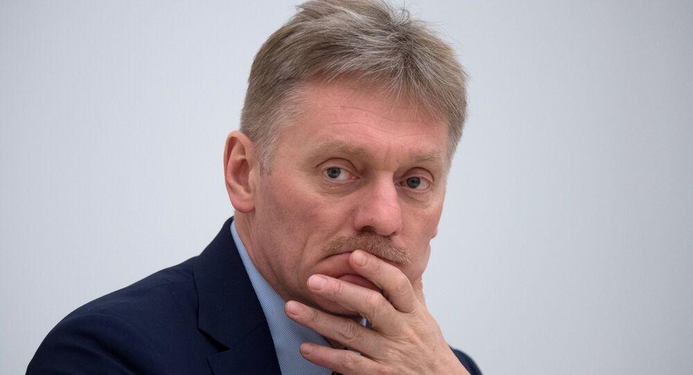 المتحدث الصحفي باسم الرئاسة الروسية دميتري بيسكوف