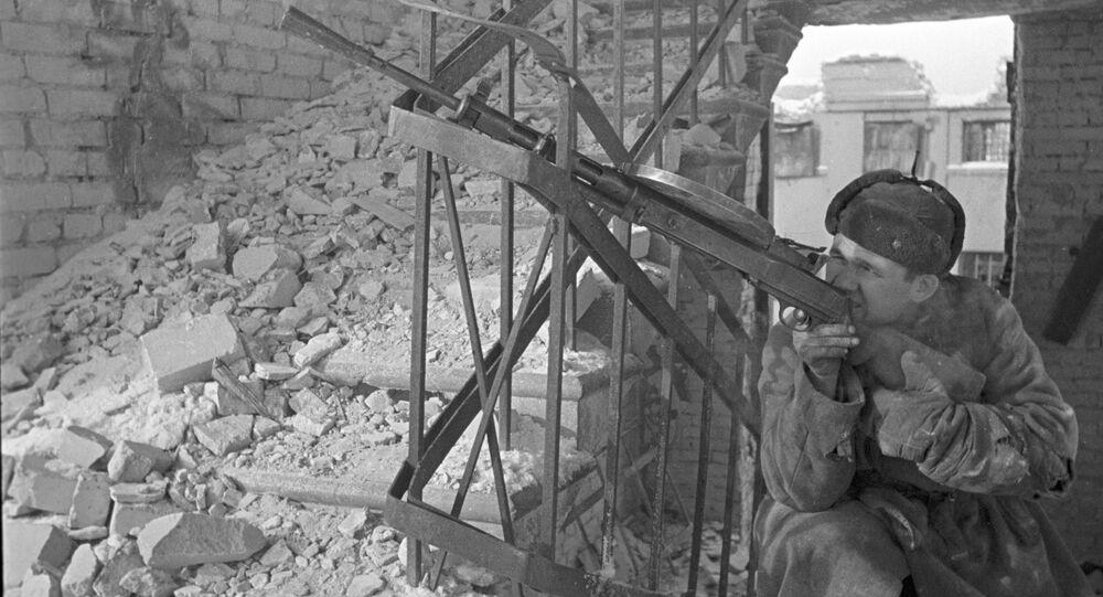 معركة ستالينغراد، سبتمبر/ أيلول عام 1942