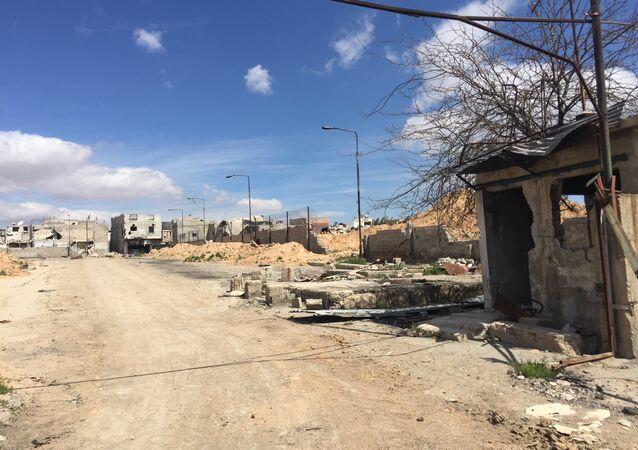 هل بات شرق العاصمة السورية ميزان المزاعم السياسية